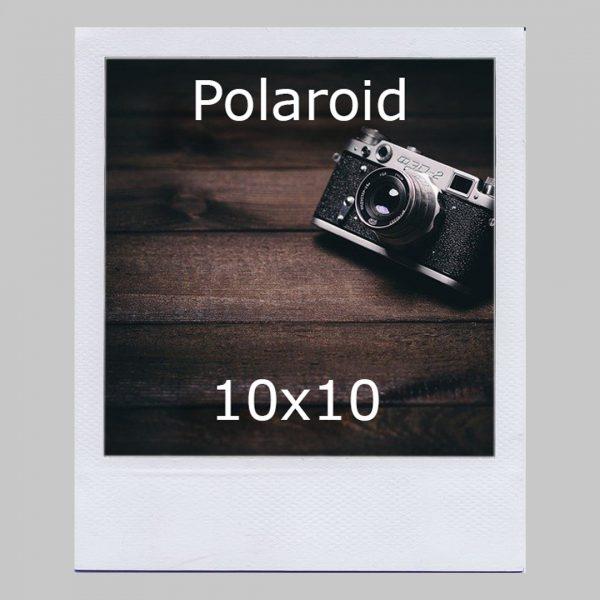 Polaroid 10x10