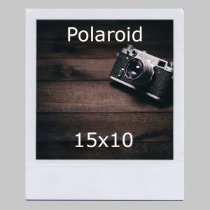 Polaroid 15x10